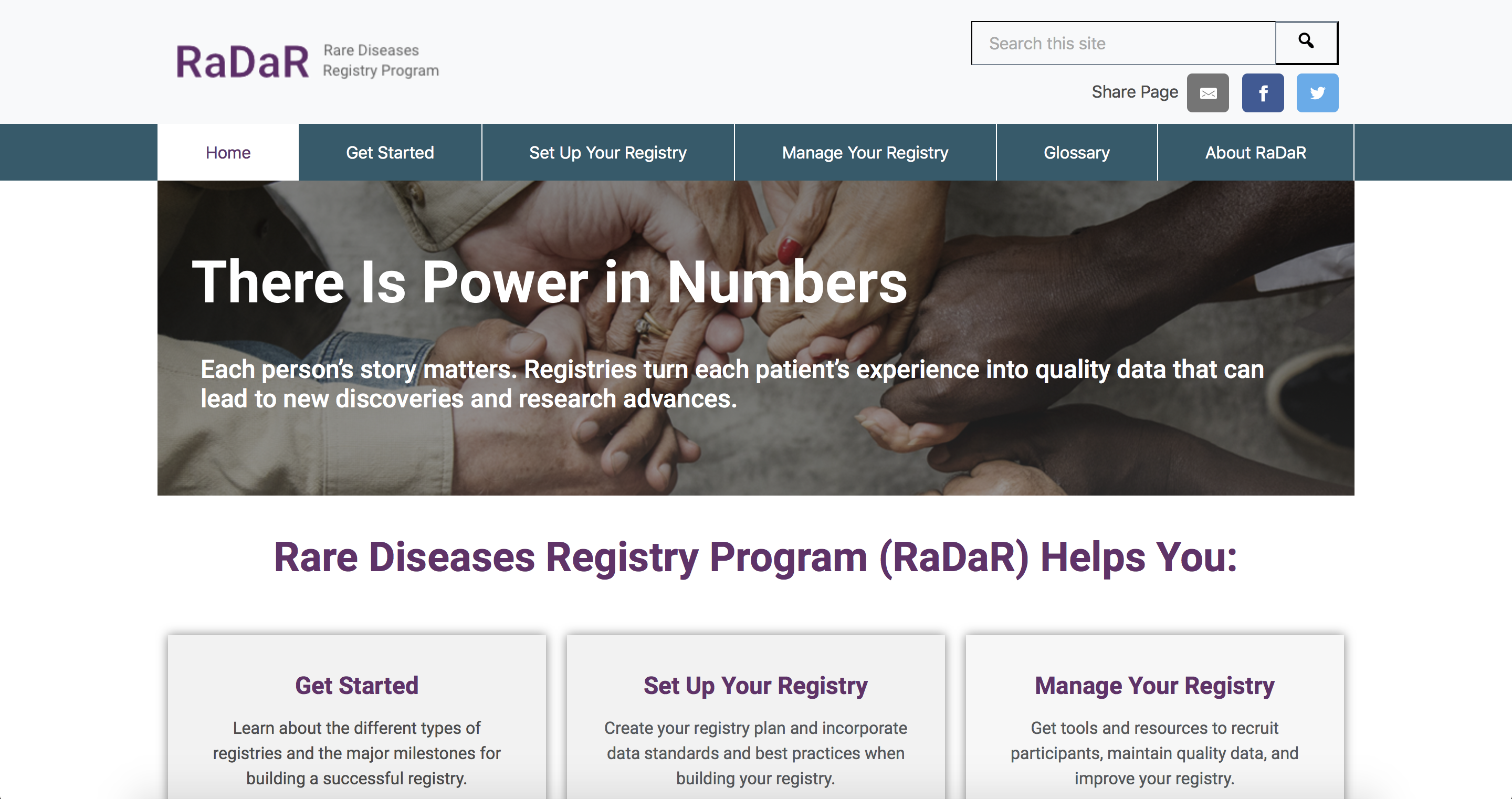 Rare-Diseases-Registry-Program-RaDaR image