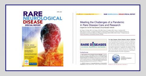 Rare Disease Research Challenges, Opportunities Due to COVID-19 Featured in New Article